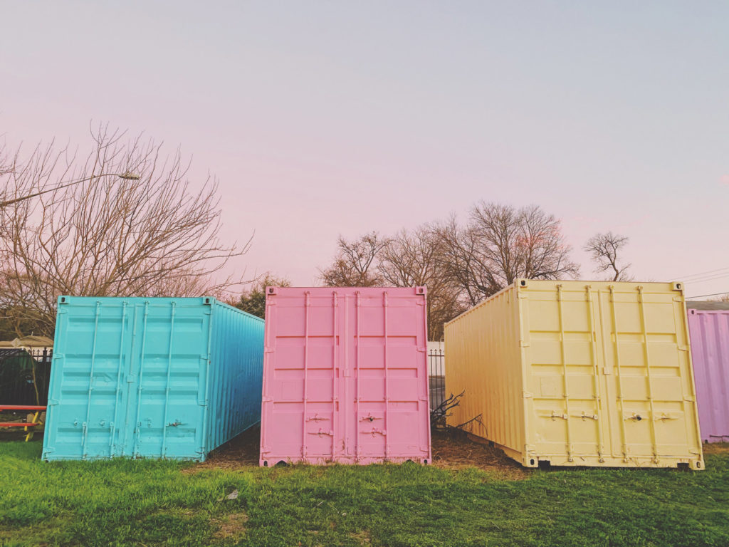 Image of storage containers